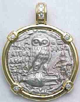 What are coin bezels?