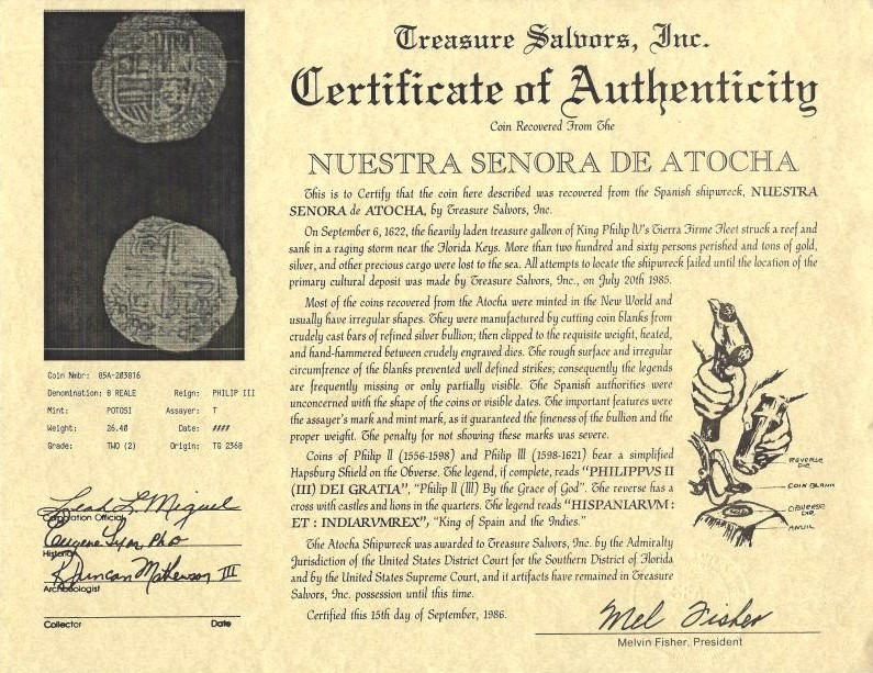 atocha dating site Authentic atocha & margarita coins rare grade 1 grade 2 grade 3  sign up to our newsletter and we'll keep you up to date with the latest arrivals and offers.